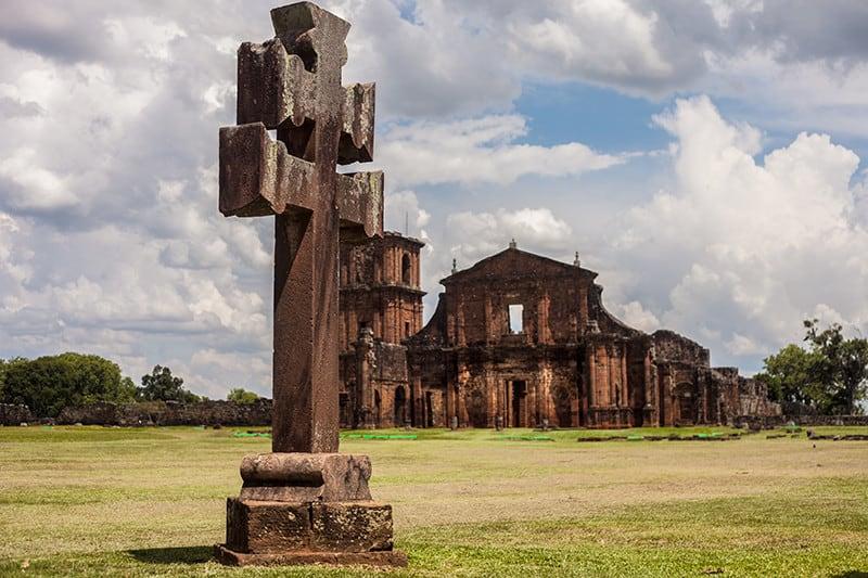 É impossível conhecer São Miguel das Missões, vivenciar sua história e voltar para casa da mesma forma. Foto: Lenize Reis