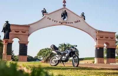 sao miguel das missões viagem de moto