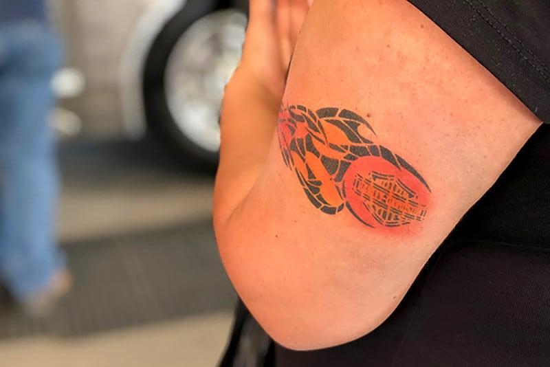 Harley-Davidson para sempre