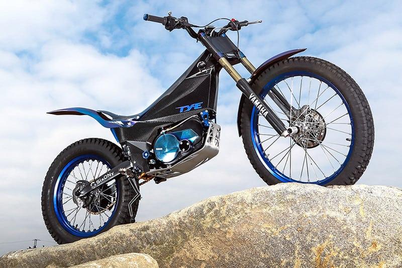 Ela pode não andar pelas ruas, mas uma moto elétrica é um marco no desenvolvimento de novas tecnologias. No caso da TY-E, o novo conceito da Yamaha, ela é tecnológica e leve