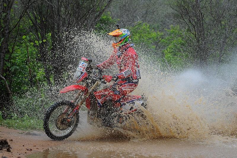 Gregorio Caselani levou para casa o título do Rally RN 1500 pela segunda vez - Foto: Fábio Davini/DFotos/Mundo Press