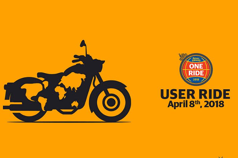 O One Ride é um dos maiores eventos da Royal Enfield e acontece no próximo domingo, 8 de abril. No Brasil, passeio inicia em São Paulo e terá quase 200 quilômetros de percurso