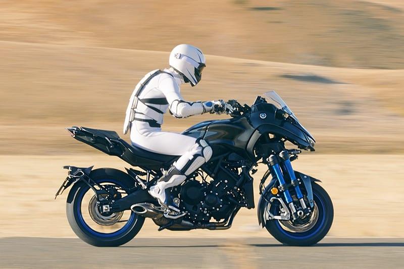 Contar autómata Globo  Yamaha Niken pode custar R$ 75 mil no exterior - Motonline