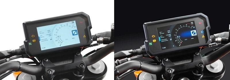 Painel é praticamente um tablet, totalmente configurável e possui inclusive conexão com smartphone