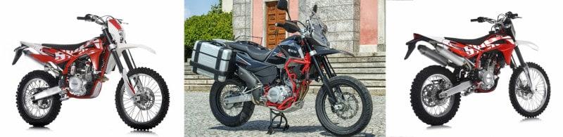 Motos da SWM chegam ao Brasil durante em maio e, agora, já têm seu preço definido. RS 300 R custará R$ 32.000,00; Superdual T será R$ 41.000,00 e RS 500 R virá por R$ 36.000,00