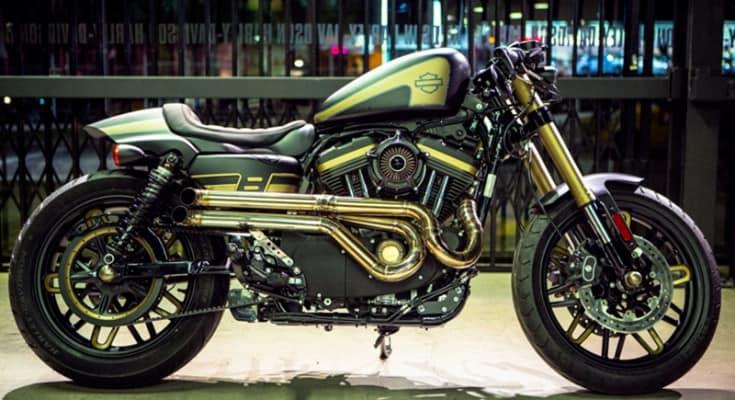 The One Harley-Davidson