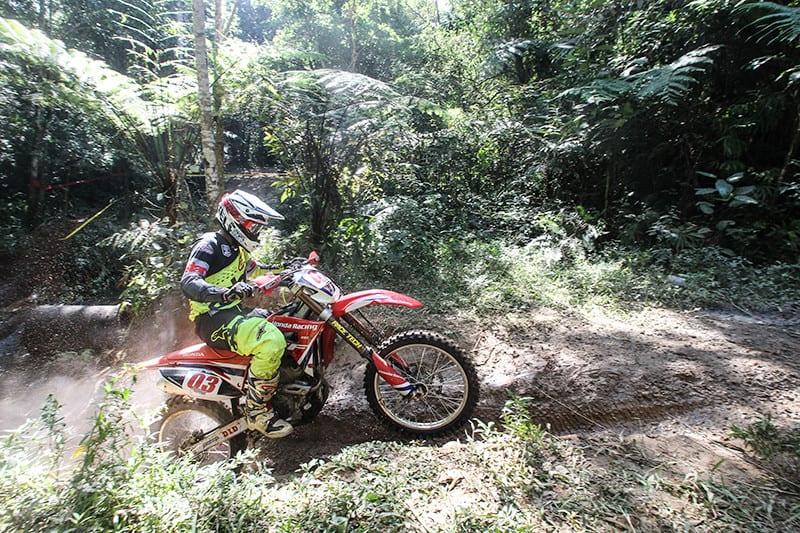 Tradicional Enduro dos Ipês percorreu trilhas na região da Lavras (MG) - Foto: Idário Café/Mundo Press
