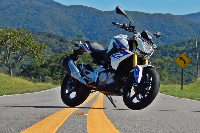 672e108b2f3 BMW G 310 R em teste  opção de elevado padrão