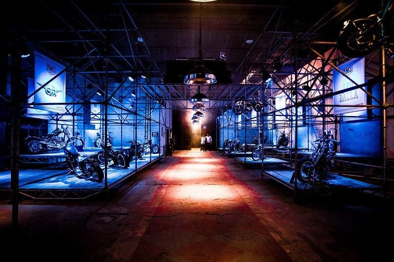 BMS Motorcycle acontece na Usina 5, em Curitiba, de 17 a 19 de agosto. Evento terá intensa programação, com arena de customização, wall of death e muito mais