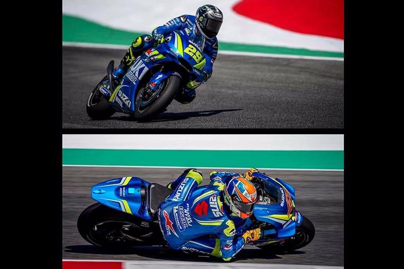 Com holofotes voltados à Ducati e Yamaha, com Lorenzo, Dovi e Rossi, outra marca também se destacou. A Suzuki colocou seus dois pilotos e fez dois pódios até aqui. A escuderia azul volta ao jogo!