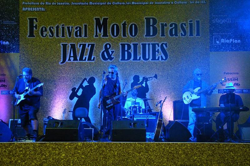 Um grande palco para o melhor do Rock e Blues não poderia faltar! - Foto: Divulgação/Salão Moto Brasil/VGCOM