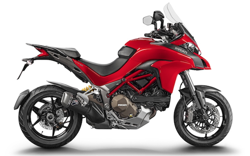 Ducati Multistrada por R$68.900
