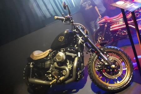 3ª colocada, da ABA Harley-Davidson, de São Paulo