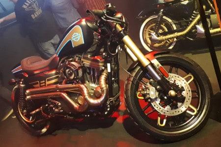 2ª colocada, da The One Harley-Davidson, de Curitiba