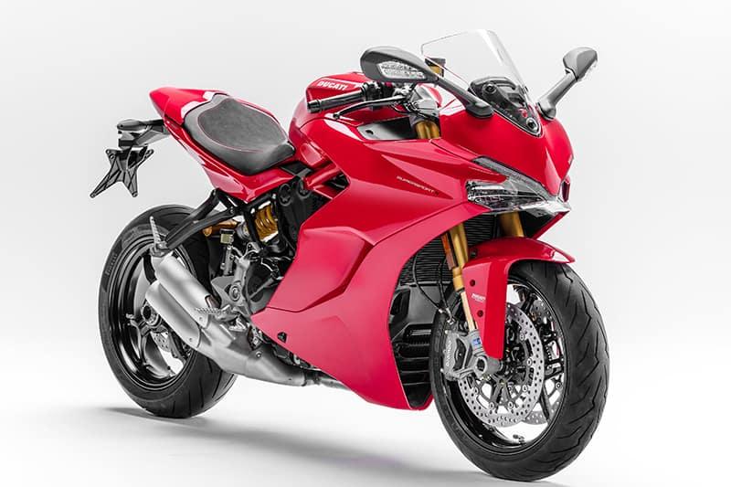 Descontos em toda a linha de motocicletas Ducati