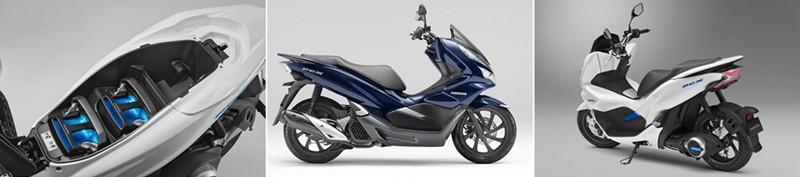 Consumo do Honda PCX híbrido pode chegar até 55 km/l