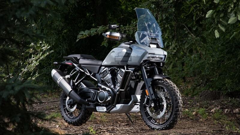Nova motocicleta pra novo segmento: Harley Davidson Panamerica 1250: HD bigtrail?