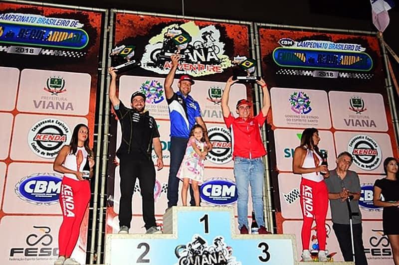 Grecco é tricampeão do Brasileiro, representando a 02BH Racing. - Foto: Janjão Santiago