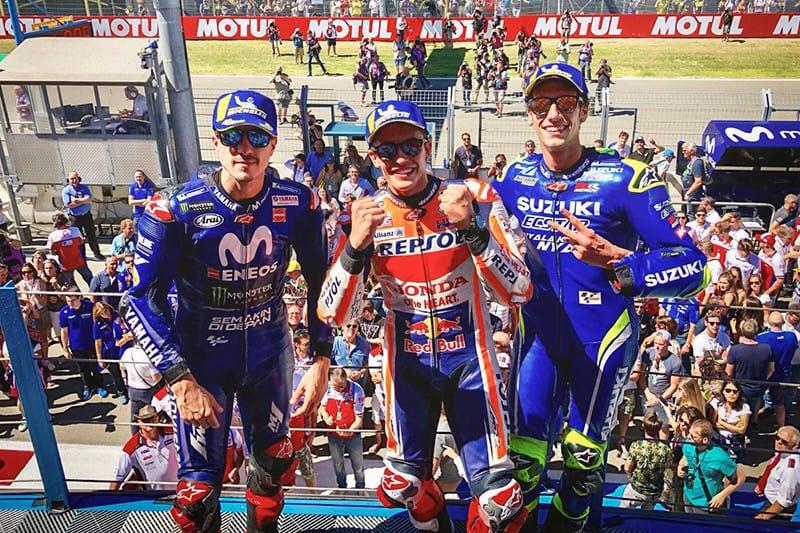 Viñales trouxe esperança à Yamaha (que está há exatamente um ano sem vencer), Rins obteve o melhor resultado da carreira e Márquez mostrou, novamente, porque é o atual campeão mundial