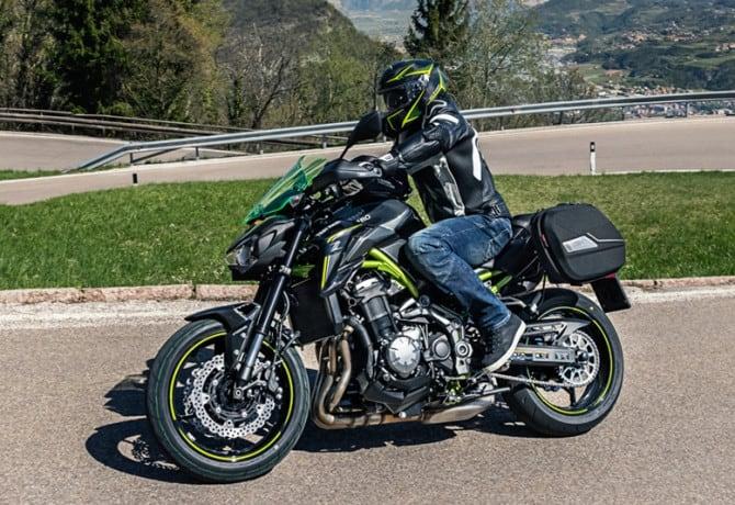Givi 50.5 Tridion Raptor: design italiano para mototurismo