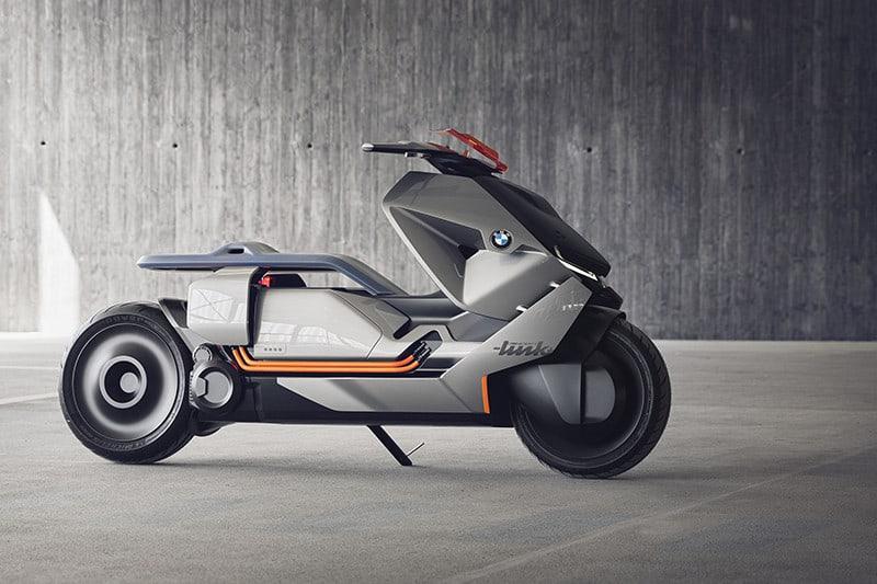 Como será a motocicleta do futuro? Frequentemente, os estúdios da BMW Motorrad apresentam tendências e inovações, revelando modelos que estão prestes serem lançados ou premissas de desenvolvimento para motos que ainda não teremos nas lojas. Ainda.