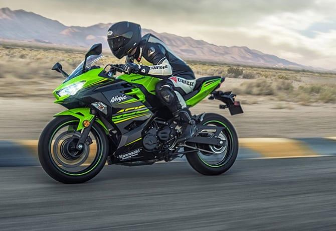 Ninja 400: Kawasaki promete uma nova era na categoria