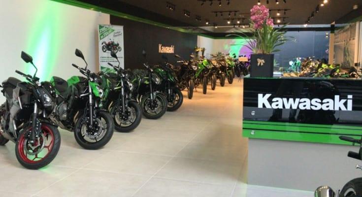 Kawasaki Marello Motos
