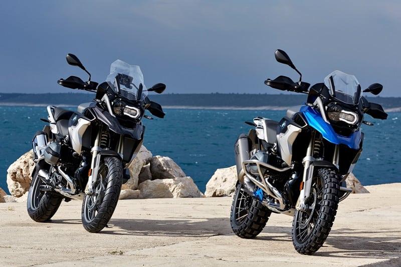Ganhe um top case ou um GPS na compra do da BMW R 1200 GS