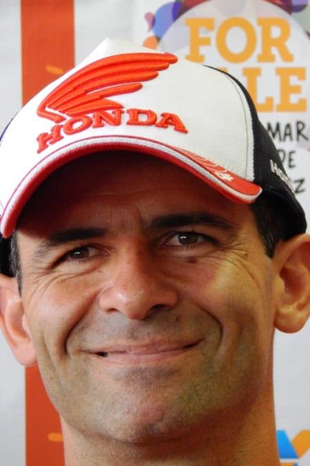 O sorriso do favorito: Jean Azevedo, se vencer esta edição do Sertões, será o maior campeão da prova, com 8 títulos