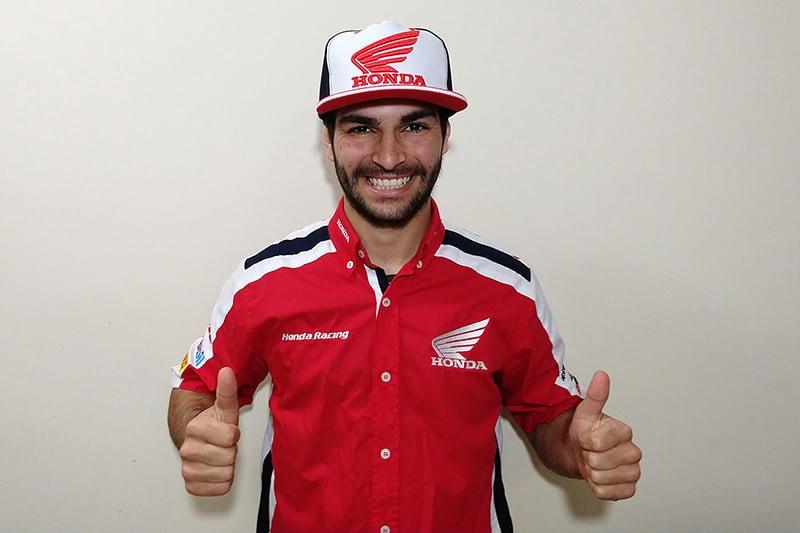 Novidade na Honda Racing: Leo Souza substitui Gustavo Pessoa