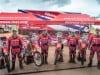 Equipe Honda: favorita para um recorde de vitórias no Rally dos Sertões