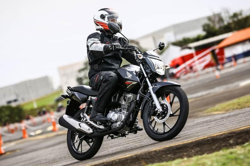 CG 160 Fan, a mais vendida da família Honda CG