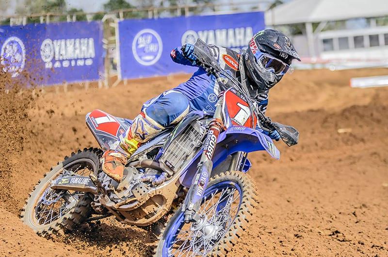 Carlos Campano segue líder do Brasileiro de Motocross após segundo lugar em Extrema (MG) - Foto: Yamaha Geração/Danyllo Proto