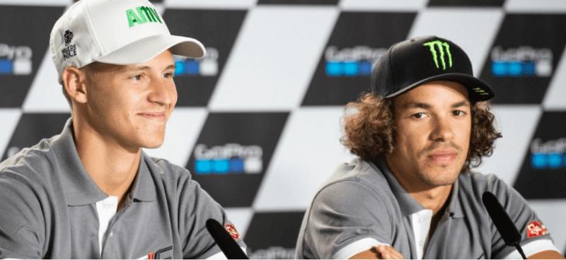 Quartararo e Morbidelli serão colegas de equipe a partir de 2019. SIC tem contrato assinado com a Yamaha até 2021.