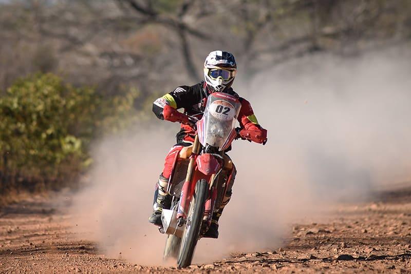 Grego Caselani é bicampeão do Campeonato Brasileiro de Rally Cross-Country - Foto: Gustavo Epifanio/FOTOP/Mundo Press