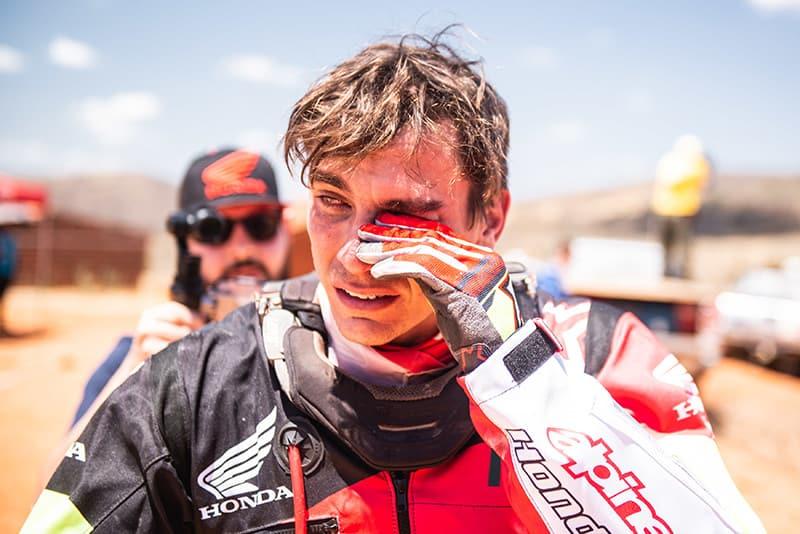 Aos 24 anos, Tunico é campeão do Sertões e de outras várias provas do off-road nacional – Foto: Victor Eleutério/FOTOP/Mundo Press