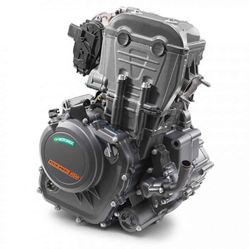 Novo motor de 248,8 cm³ gera 30 cv e 2,44 kgf.m