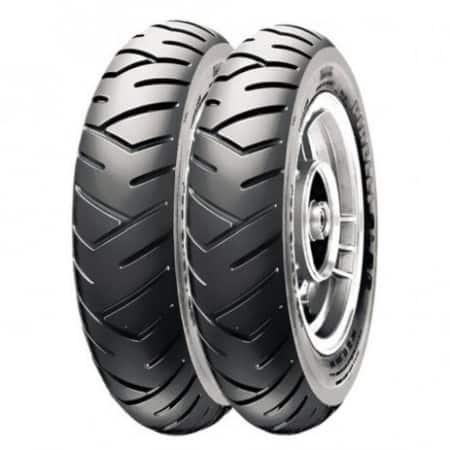 Modelo mais tradicional de pneu para aros menores