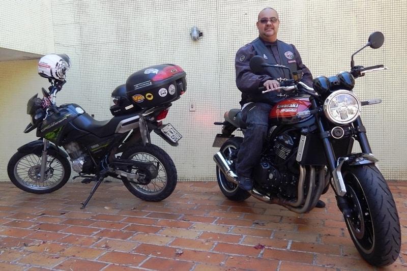 Patriarca: moto para pilotos experimentados