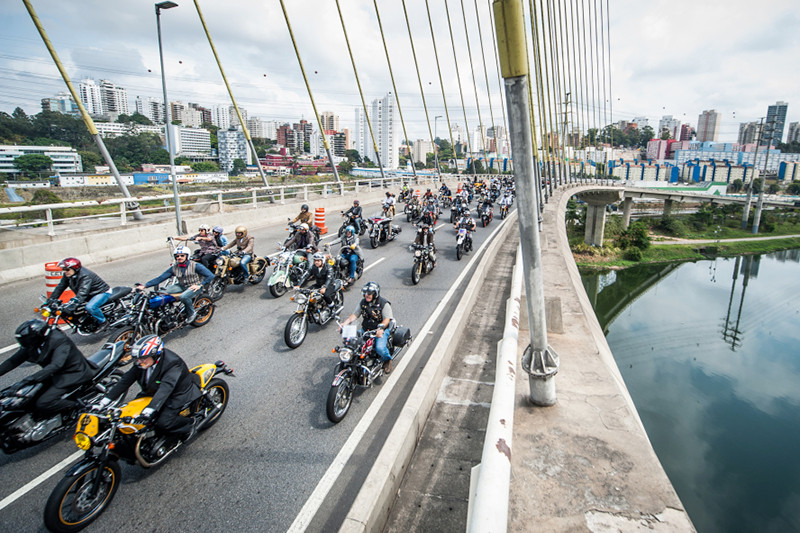 O Distinguished Gentleman's Ride (DGR) é um dos principais eventos da Triumph mundo afora. No Brasil, passeio acontecerá em 12 cidades