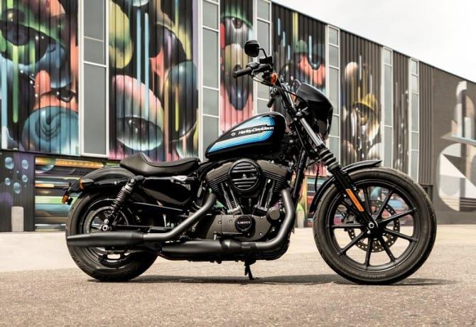 Harley-Davidson mostra as novidades para 2019