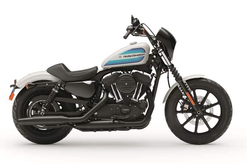 A novidade: Iron 1200 aumenta a família Sportster, onde estão as motos de entrada da Harley-Davidson