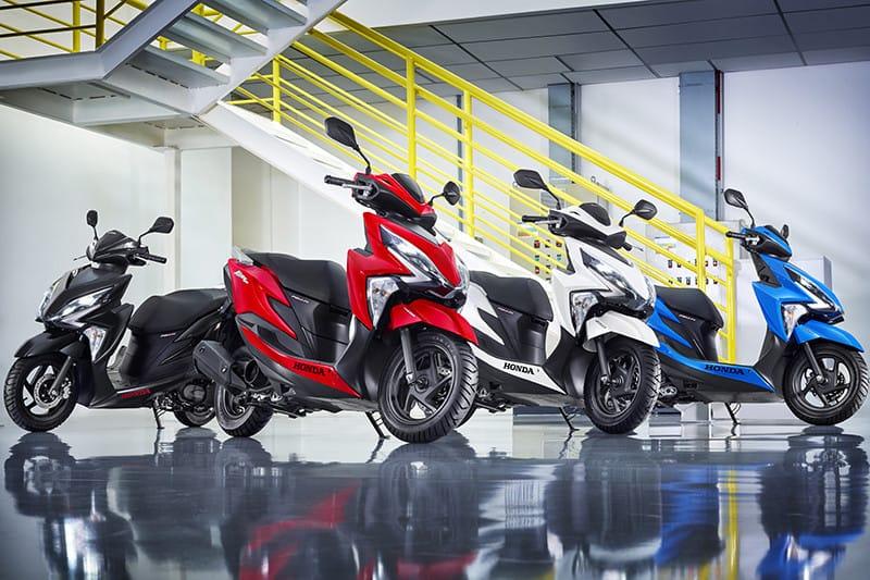O Honda Elite 125 será a entrada ao universo de scooters da marca. Preço, ainda não definido, deve ficar abaixo dos R$ 10 mil, para barrar o Yamaha Neo