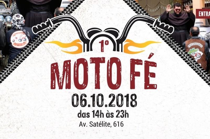 Participe do 1º Moto Fé da Zona Leste de São Paulo