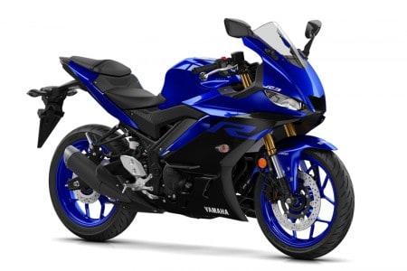 Nova Yamaha R3 está chegando....