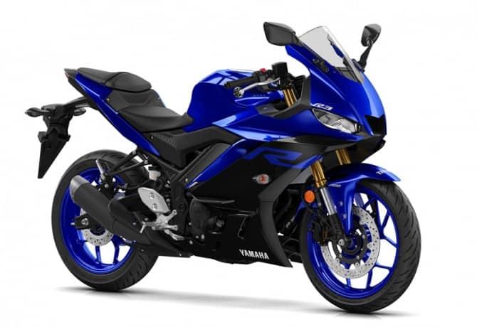 Nova Yamaha R3 é apresentada na Europa