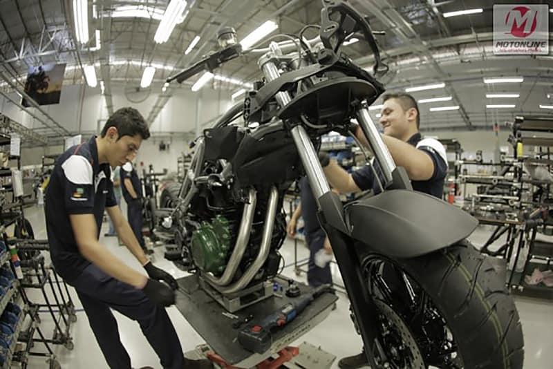 Fábrica de Manaus é a única fora da Alemanha dedicada exclusivamente à produção de motos. Unidade foi inaugurada em 2016