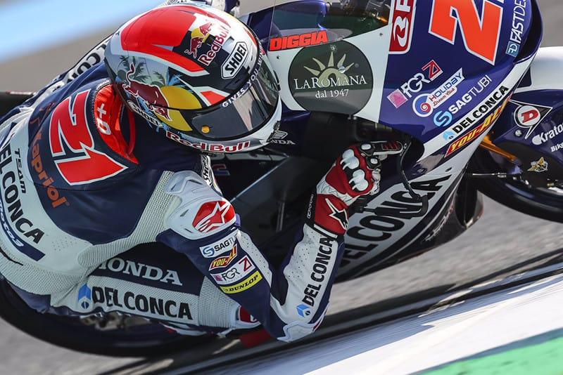 Giannantonio venceu pela Moto3