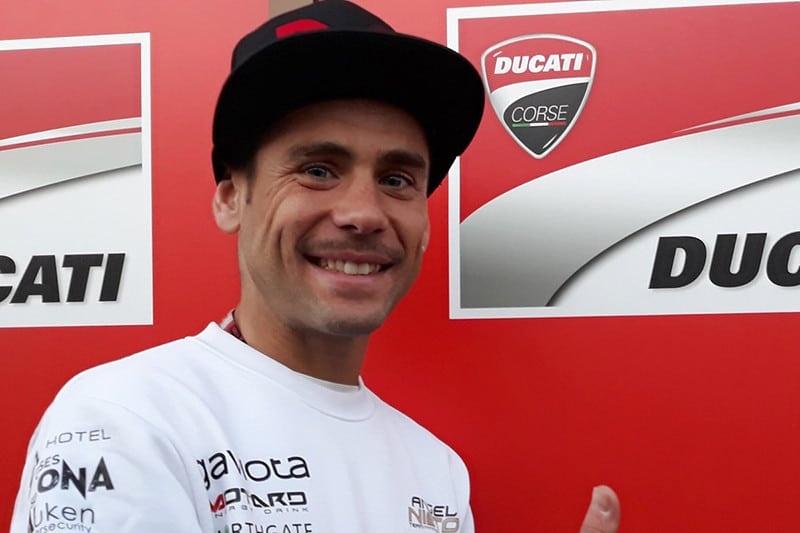 Bautista na Ducati