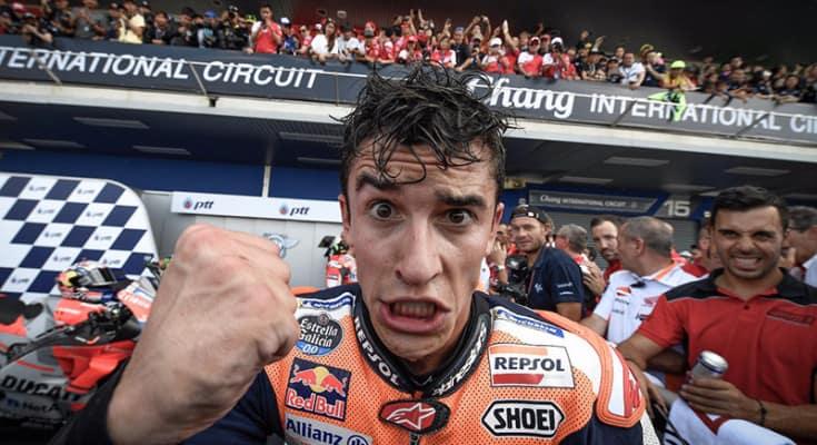 Marc está muito perto de conquistar seu sétimo troféu no Mundial de Motovelocidade